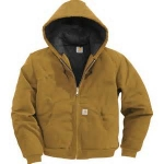 J140 Duck Active Jac - Quilted Flannel-Lined In Store Prices May Be Lower Please Call