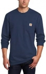 K126 Workwear Pocket Long-Sleeve T-Shirt-In Store prices May Be Lower Please Call