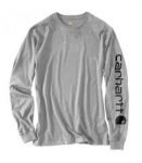 K231 Signature Sleeve Logo Long-Sleeve T-Shirt-In Store prices May Be Lower Please Call