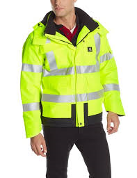 100787 High-Visibility Class 3 Sherwood Jacket-In Store prices May Be Lower Please Call