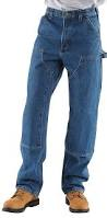 B73 Loose Original-Fit Double-Front Washed Logger-In store prices may be lower please call workmens