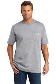 K87 Workwear Pocket Short-Sleeve T-Shirt-In Store prices May Be Lower Please Call