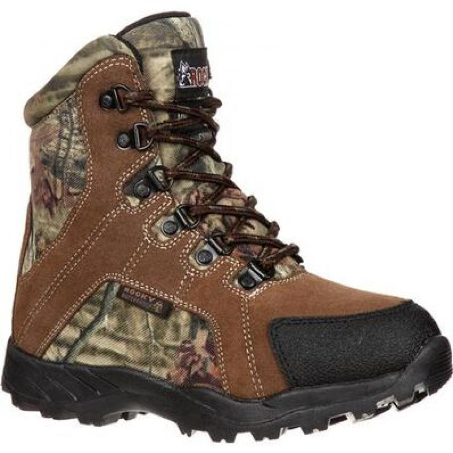 Rocky Kids' Hunting Waterproof 800G Insulated Boot