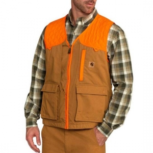 102801 - Upland Field Vest In Store Prices May Be Lower