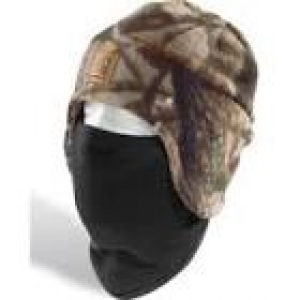 A295 WorkCamo AP Fleece 2-In-1 Headwear-In Store prices May Be Lower Please Call