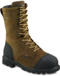 Redwing 4489 10-inch laceup, met guard boots