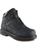 Worx Men's 6-inch Boot Black