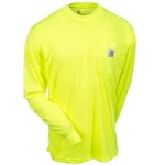100494 Force Color-Enhanced long sleeve T-shirt-In Store prices May Be Lower Please Call
