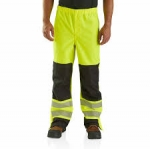 103208 Hi-Vis Class E Unlined Waterproof Pant In Store Prices May Be Lower Please Call