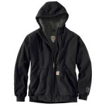 103308 Rain Defender Rockland Sherpa-Lined Full-Zip Hooded Sweatshirt In Store Prices May Be Lower Please Call