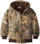 CP8468 Camo Active Jac Quilted Flannel Lined