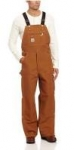 R37 Zip-to-Thigh Bib Overall- In Store prices May Be Lower Please Call
