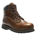 "6"" Brek steel toe Lace Up"