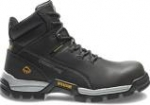 "Tarmac 6"" Black CM Safety Toe"